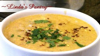 ~potato Chorizo Cheese Soup With Linda's Pantry~
