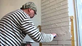 Как сделать гипсовый, модерно-лофтовый кирпич(, 2016-03-16T20:06:57.000Z)