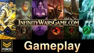 Infinity Wars - Developer Gameplay and Commentary