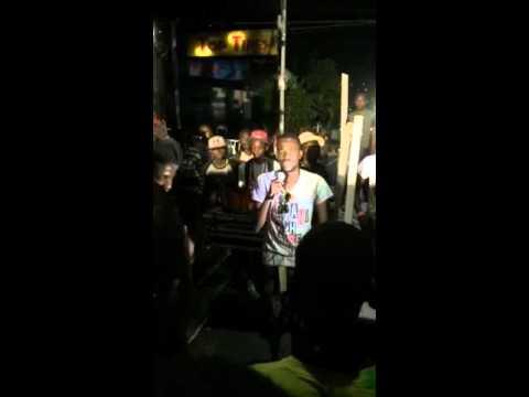 SLAM Haiti's rap poets