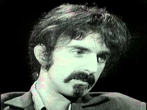 """Frank Zappa on sin, guilt & """"dirty"""" words, 1969: CBC Archives 