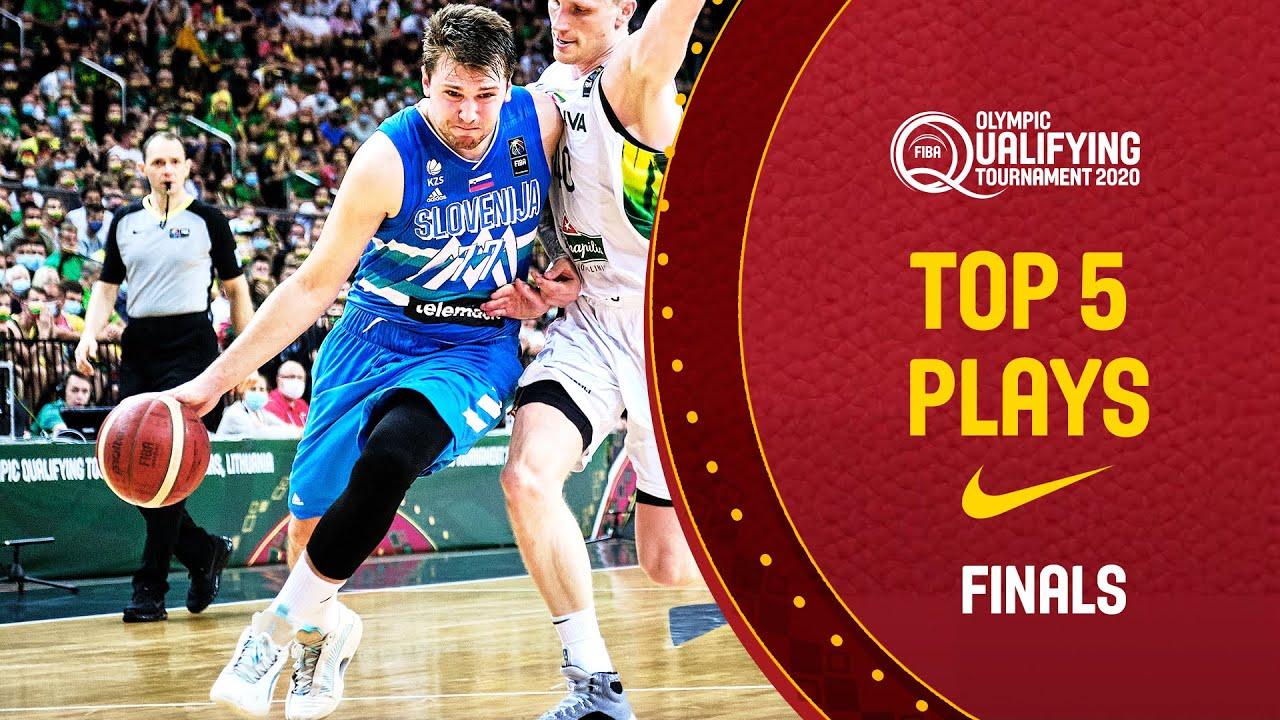 Nike Top 5 Plays | Finals