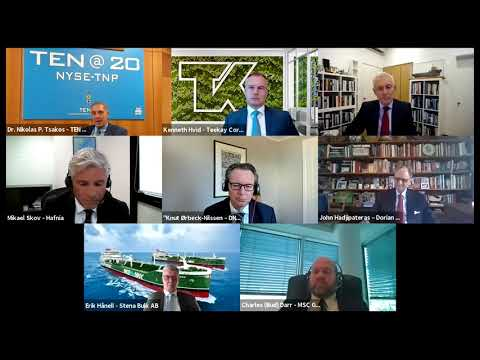 Capital Link Decarbonization in Shipping Forum 2021 - Looking Ahead - The Shipowners' Perspective