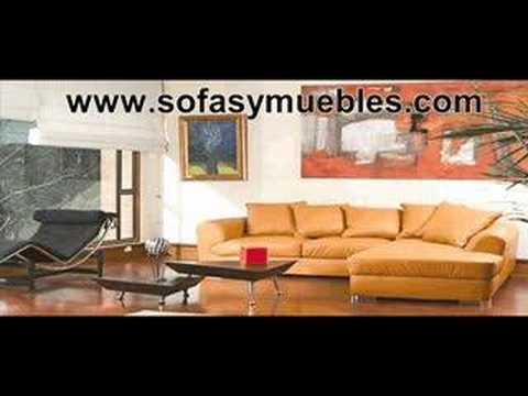Sofas y muebles en cuero y tela poltronas sillones for Muebles sillones sofas