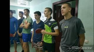 Школьная Спартакиада по настольному теннису