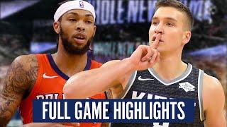 SACRAMENTO KINGS vs NEW ORLEANS PELICANS - FULL GAME HIGHLIGHTS   2019-20 NBA Season