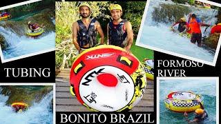 🇧🇷 Tubing | Parque Ecológico Rio Formoso (Formoso River Eco Park) | Bonito Brazil