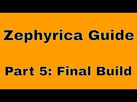 Castle Clash Zephyrica Guide:  How To Build The Best Dragon (Part 5: Final Build)