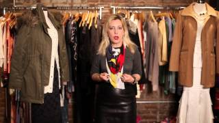 How to Buy a Winter Jacket : Winter Wear & Fashion