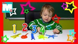 learning colors with Funny Kids Saving piggi Учим цвета Спасаем поросенка Потешки