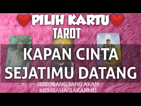 Download TAROT kapan cinta sejatimu datang dalam hidupmu