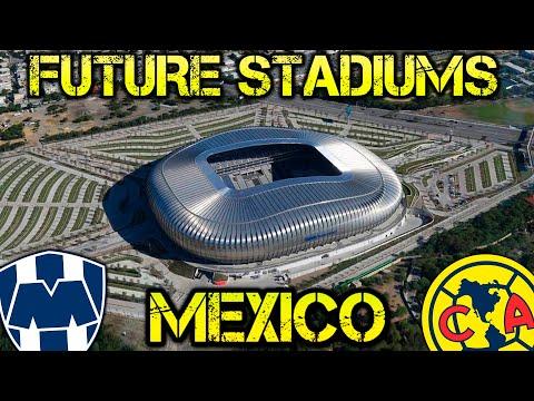 Future Mexico Stadiums