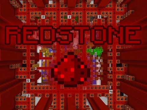 Redstone (Minecraft Parody of
