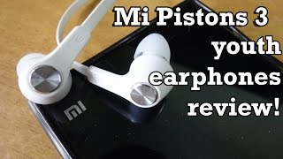 Mi In-Ear Headphones Basic earphones review! Now at Rs. 299 !