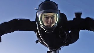 Mission: Impossible 6 - Fallout - Halo Jump | official featurette (2018)