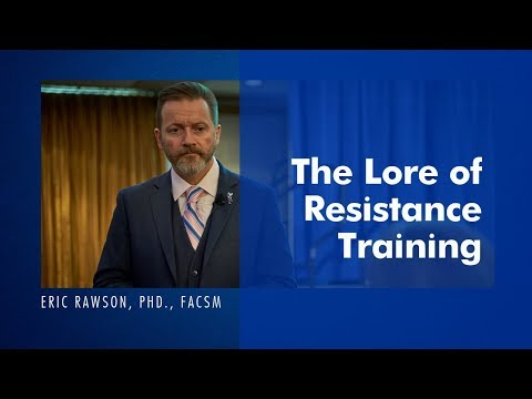 The Lore of Resistance Training: Bench Science, Bench Press Science, and Bro-science Preview