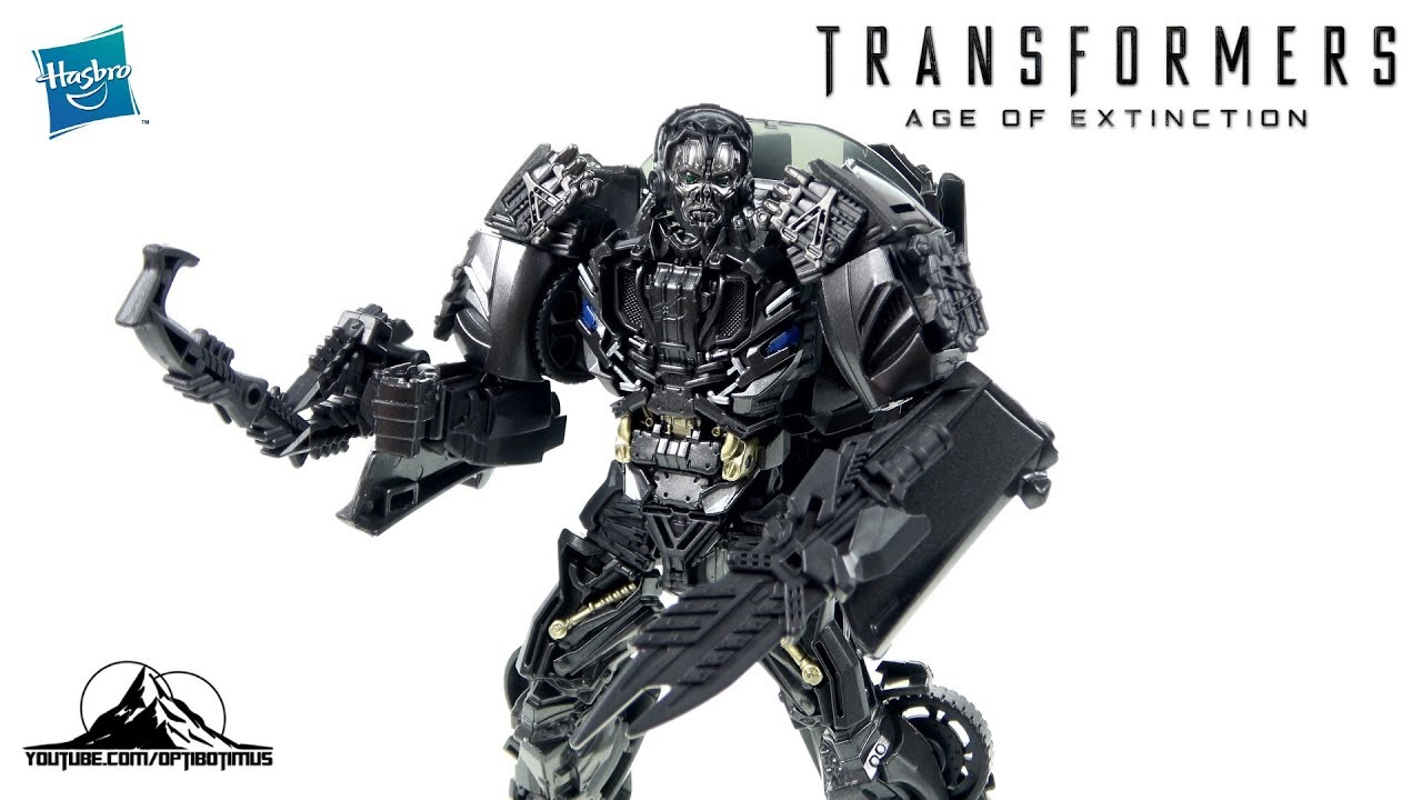 Hasbro Transformers Studio Series 11 Deluxe Class Lockdown Action Figure