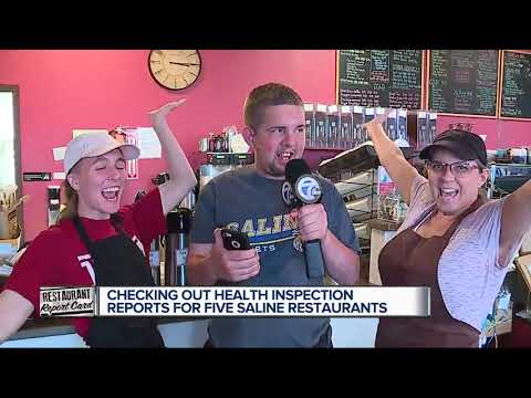 Checking out health inspection reports for 5 Saline restaurants thumbnail