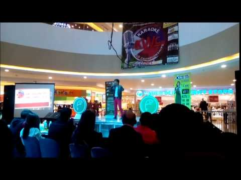 Karaoke World Championship - Randy Perez (Semi-Finals)