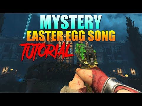 Dead Of The Night Easter Egg Song Tutorial (Black Ops 4 Zombies Music Guide)