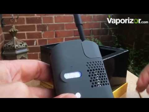DaVinci Vaporizer Review with Accessories