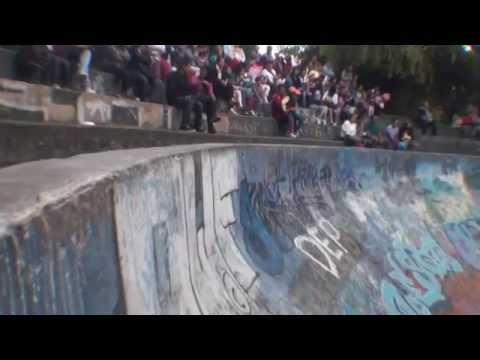 Daniel Aviles  Day for skate 4  Rolling in ecuador