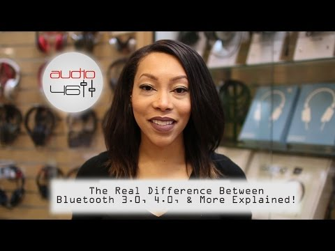 The Real Difference Between Bluetooth 3.0, 4.0, 4.1, and 4.2 Explained!