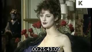 Vivienne Westwood Catwalk Show and Interview, 1998