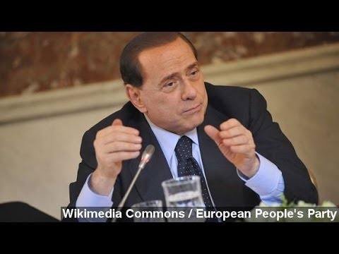 Italy's Berlusconi To Do Community Service With The Elderly