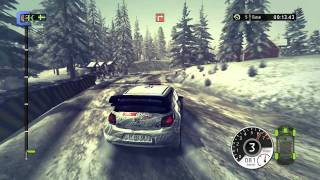 Just Gameplay Episode 5   WRC 2 FIA Rally World Championship 2011