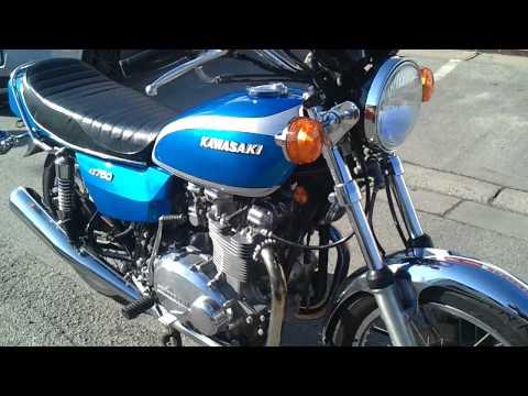 Kawasaki Z750 1976 - KZ750B
