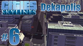 Cities Skylines #6 - Hydro Plants Are Broken!