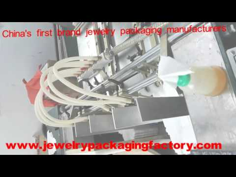 Jewelry box factory jewelry pouches factory