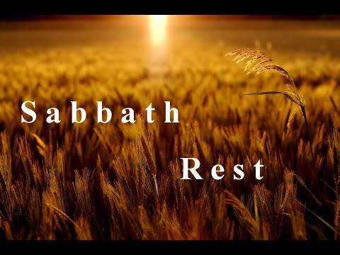 Are You Keeping Sabbath Properly