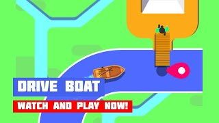 Drive Boat · Game · Gameplay
