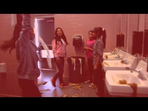 Hosler Middle School PBIS Restroom Example