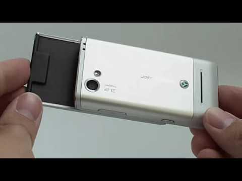 Sony Ericsson T715 - hands on