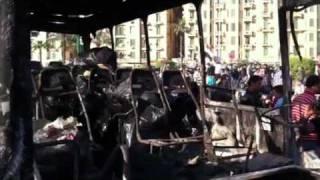 Tahrir after April 9 violence Thumbnail