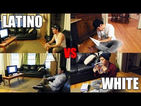 WHITES VS LATINOS