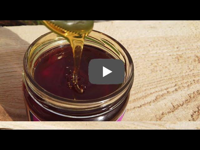 Unser Edelkastanienenhonig - Die Hintergründe in einem kurzen Video
