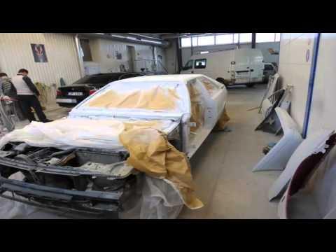 Audi coupe GT -atdzimšana