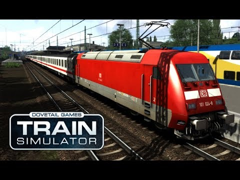 Train SImulator 2018 | IC nach Hannover mit Ansagen