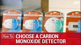 How To Choose A Carbon Monoxide Detector - Ace Hardware