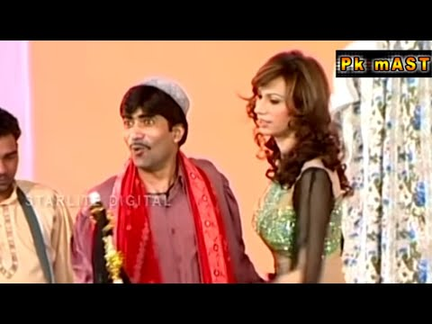 Best of Deedar and Sajan Abbas Stage Drama Full Comedy Clip | Pk Mast