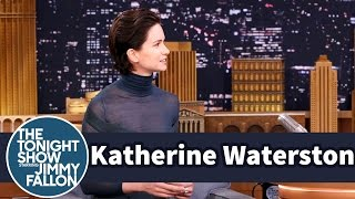 Katherine Waterston's Dad Couldn't Help Her Land a Role on Law & Order
