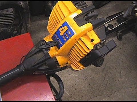 cub cadet string trimmer problems youtube rh youtube com