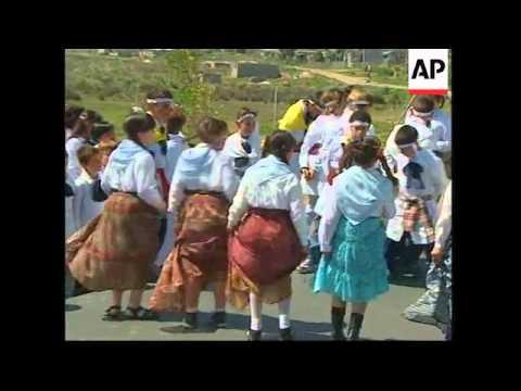 URUGUAY: MONTEVIDEO: HILLARY CLINTON VISIT