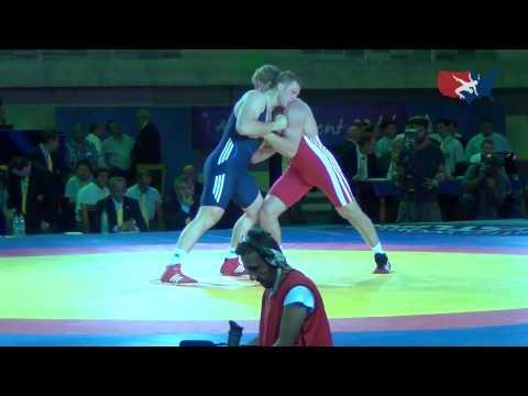 98 KG Finals - Artur Aleksanyan (ARM) Vs Oliver Hassler (GER)