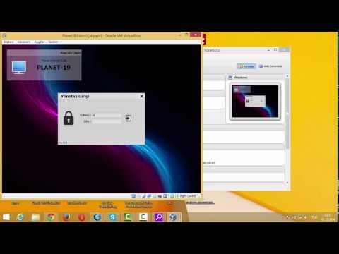 CCboot ve Oracle VM Virtualbox Kullanımı