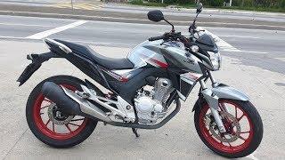 Honda CB Twister  Videos